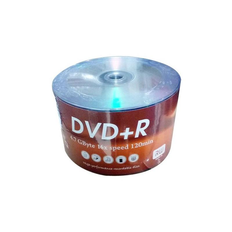 Bobine 50x DVD+R 16x 4.7GB
