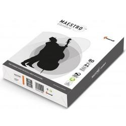 Rame papier Maestro A4 80g/m² Extra Blanc