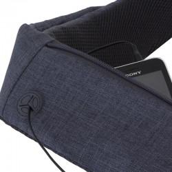 """Sac à dos Rivacase 7529 pour Pc Portable 13.3"""" Gris"""