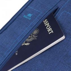 "Sac à dos Rivacase 7529 pour Pc Portable 13.3"" Bleu"