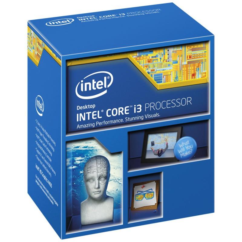 Processeur Intel Core i3-4160, 4é Gén