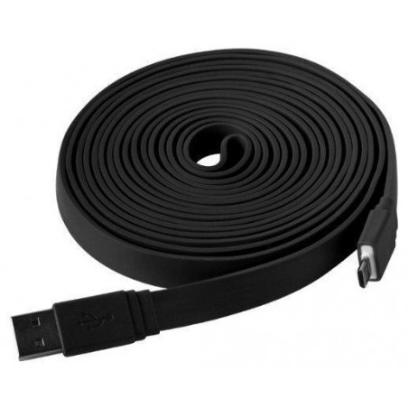 Câble HDMI 1.4 Plat HDTV 3D 20M