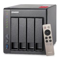 Serveur NAS 4 Baies QNAP TS-451+2G