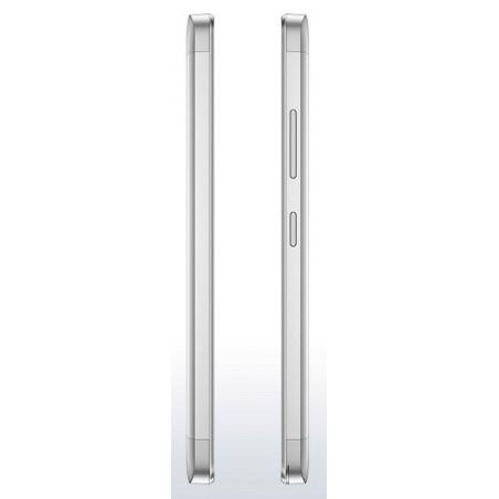 Téléphone Portable Lenovo A6020 / 4G / Double SIM / Silver + Gratuités Ooredoo