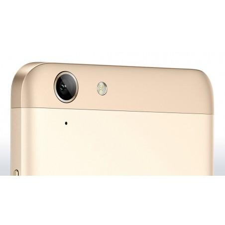 Téléphone Portable Lenovo A6020 / 4G / Double SIM / Gold + Gratuités Ooredoo