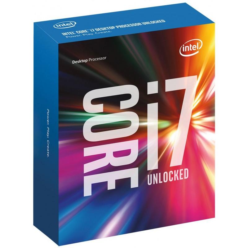Processeur Intel Core i7-6700K 6é Génération
