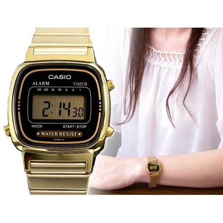 Montre Femme Casio LA670WGA-1DF