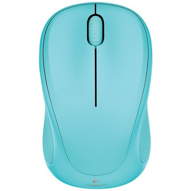 Souris Sans Fil Logitech M317 / Turquoise