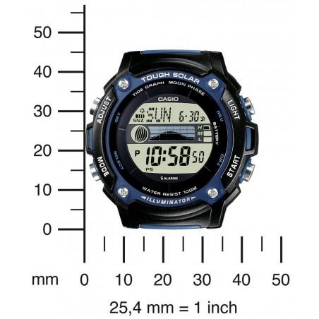 Montre Homme Casio W-S210H-1AVDF