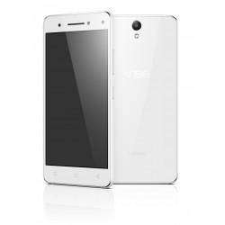 Téléphone Portable Lenovo Vibe S1 / 4G / Double puce / Blanc + SIM Offerte??