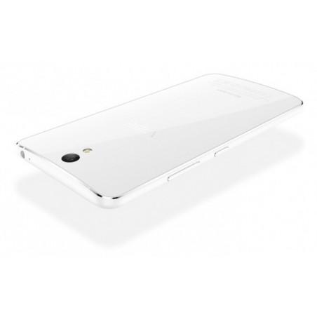 Téléphone Portable Lenovo Vibe S1 / 4G / Double puce / Blanc + SIM Offerte