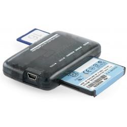 Mini Lecteur de cartes All in 1 USB2.0
