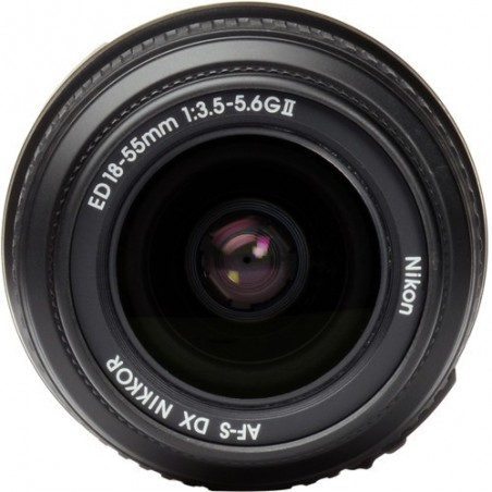 Objectif Nikon Nikkor 18-55 mm