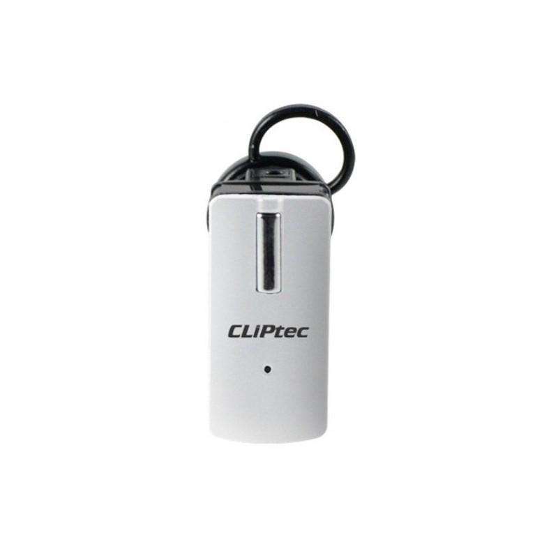 Oreillette Bluetooth CliPtec PBH118 / Gris