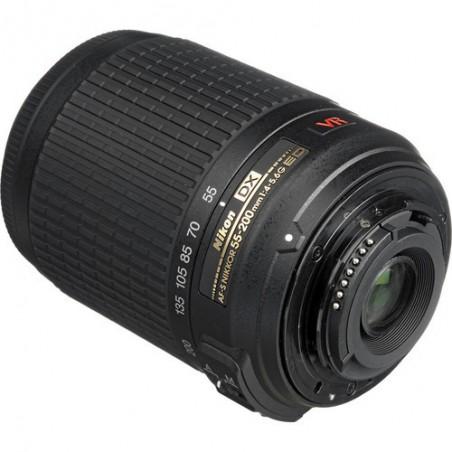 Objectif Nikon Nikkor 55-200 mm