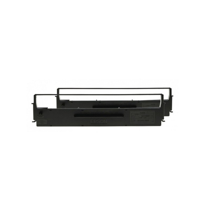 Pack 2xRubans Epson pour LX-300/+/II