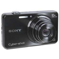 Appareil Photo Sony Cyber Shot WX200 / 18.2 MP / Noir