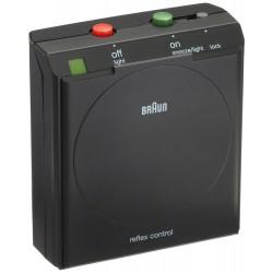 Réveil analogique Braun BNC005BKBK Noir