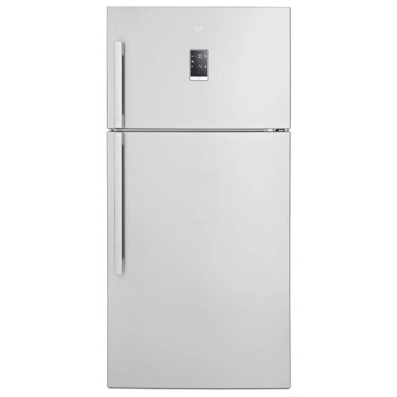Réfrigérateur BEKO No Frost 680L / Silver