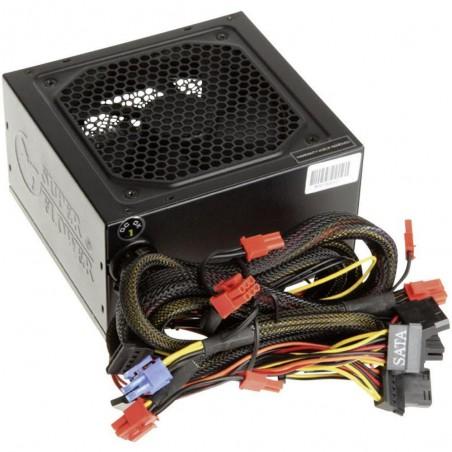 Boite d'alimentation CoolerMaster G550M semi-modulaire 550W / 80 Plus Bronze