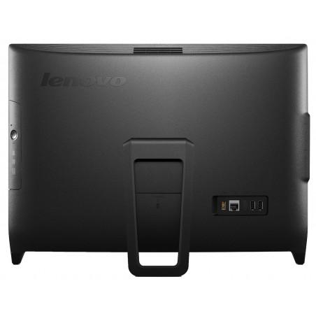 Pc de bureau Lenovo C260 / Quad Core / 4Go / Blanc + Clé 3G Offerte