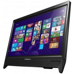 Pc de bureau Lenovo C260 / Quad Core / 4Go / Blanc + ?Clé 3G Offerte