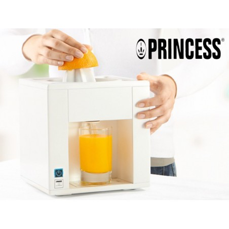 Presse Agrumes Princess Compact 4 All Blanc