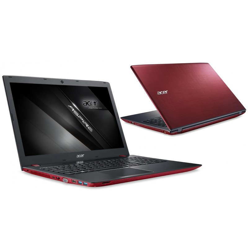 Pc Portable Acer Aspire E5-575 / i5 6è Gén / 16 Go / Rouge