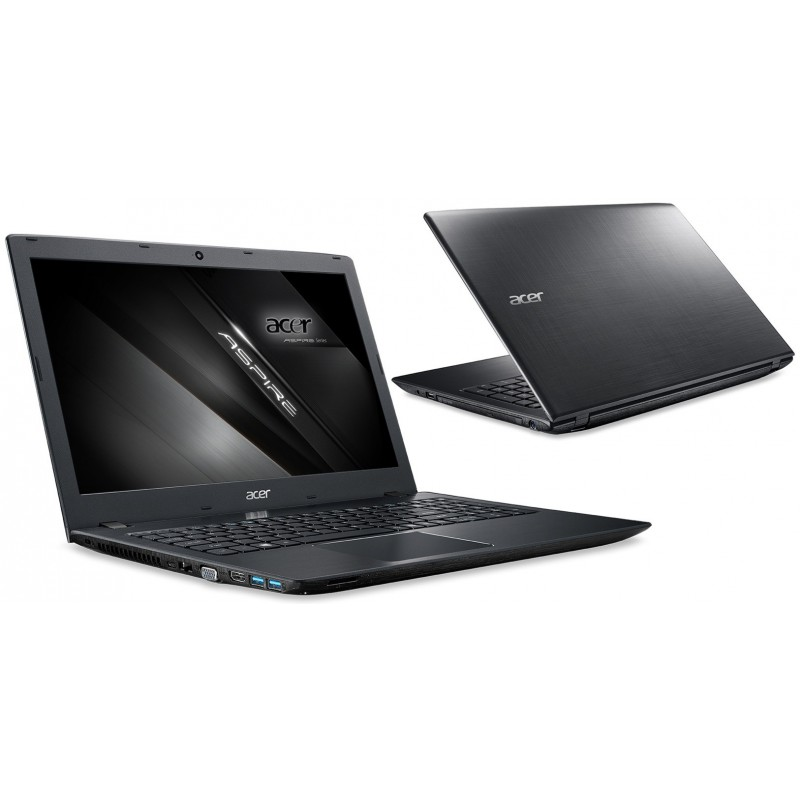 Pc Portable Acer Aspire E5-575 / i5 6è Gén / 16 Go / Noir