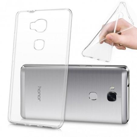 Coque en Silicone pour Huawei GR5 / Transparent