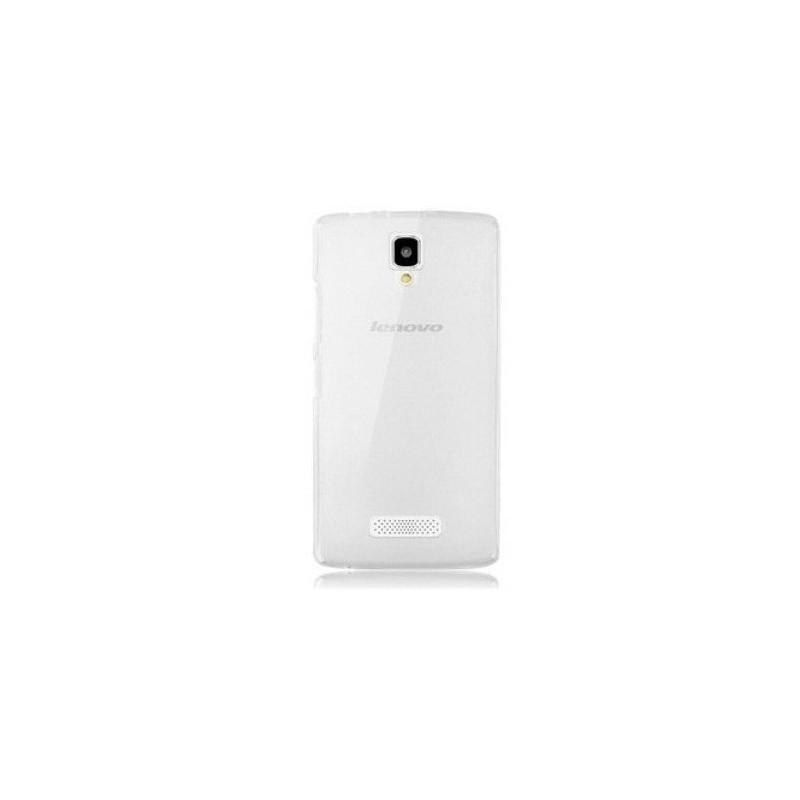 Coque en Silicone pour Lenovo A1000 / Transparent