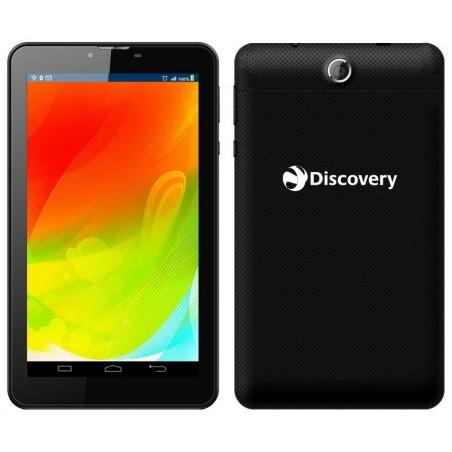 """Tablette Discovery Parrot 7"""" Noir + Film de protection + Lunettes 3D + Montre"""