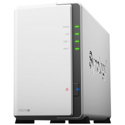 Serveur NAS Synology DiskStation DS216+ / 2 Baies