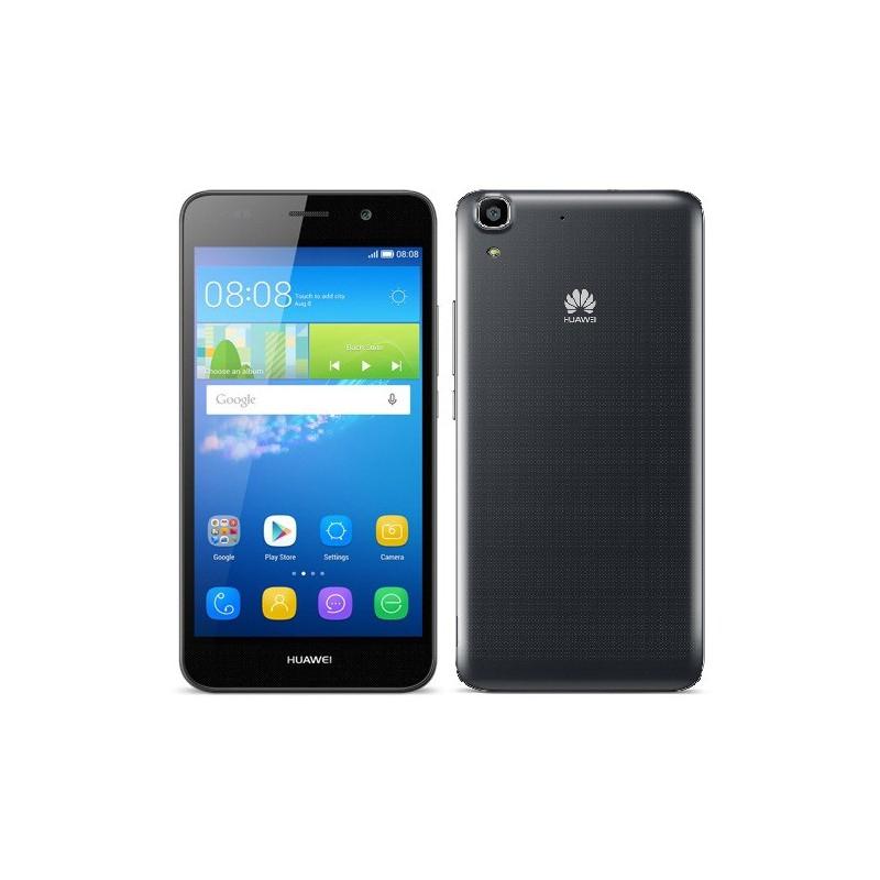 Téléphone Portable Huawei Y6 LTE (4G) / Noir + SIM Offerte