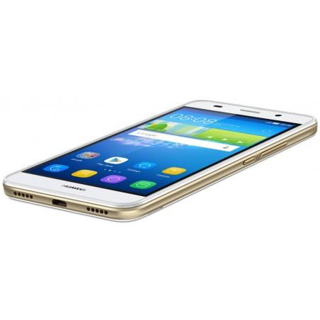Téléphone Portable Huawei Y6 / Blanc + Puce DATA