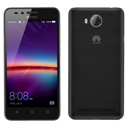Téléphone Portable Huawei Y3 II 4G / Noir + SIM Offerte