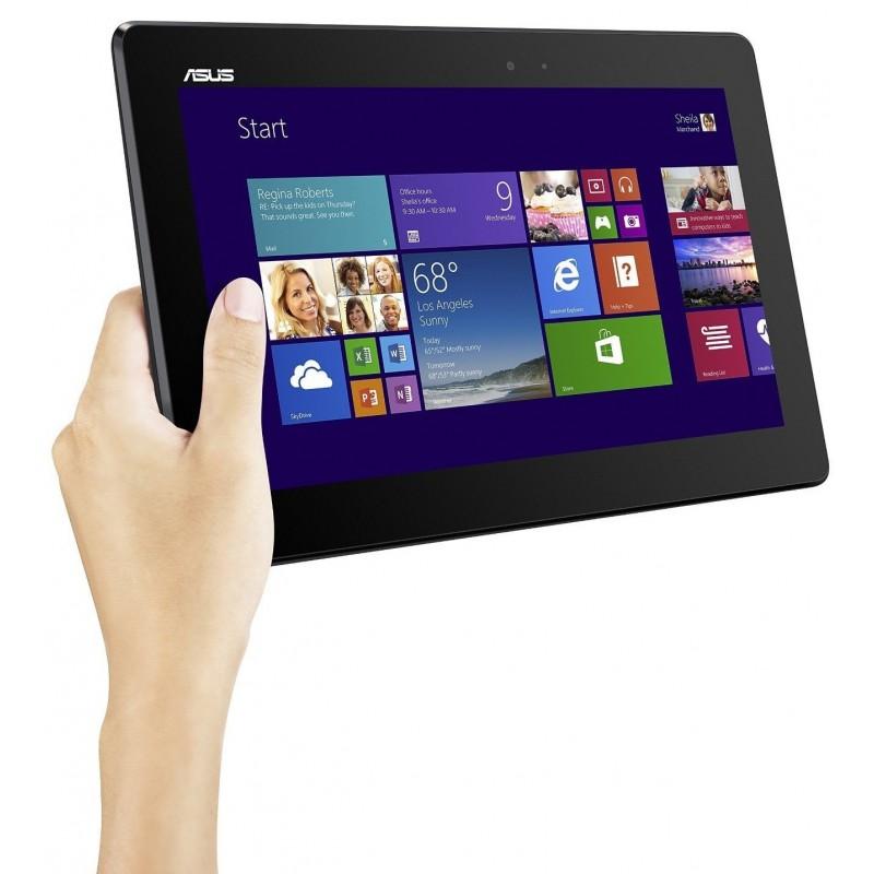 pc portable tablette asus transformer t100ta blanc. Black Bedroom Furniture Sets. Home Design Ideas