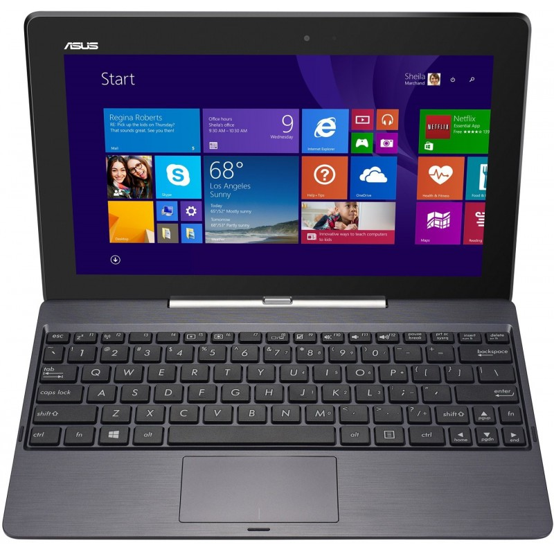Pc Portable / Tablette Asus Transformer T100TA / Gris