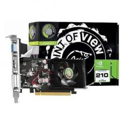 Carte Graphique Point Of View Nvidia GeForce 210 / 1Go