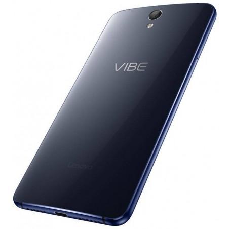 Téléphone Portable Lenovo VIBE S1 Lite / Double SIM / Bleu + SIM Offerte