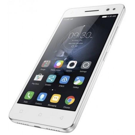 Téléphone Portable Lenovo VIBE S1 Lite / Double SIM / Blanc + SIM Offerte