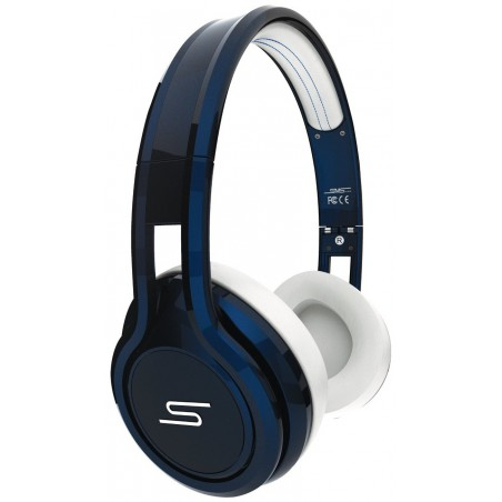 Casque Micro SMS Audio Street par 50 Cent / Bleu