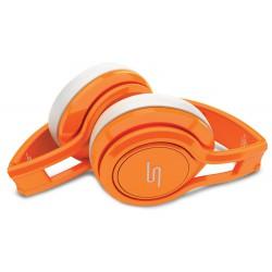 Casque Micro SMS Audio Street par 50 Cent / Orange