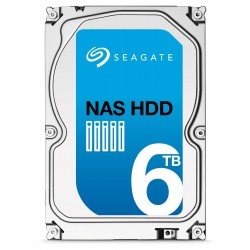 "Disque Dur Interne 3.5"" Seagate NAS HDD 6 To"