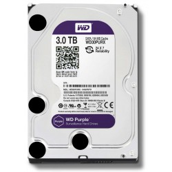 "Disque Dur Interne 3.5"" Western Digital Purple Videosurveillance 6 To"
