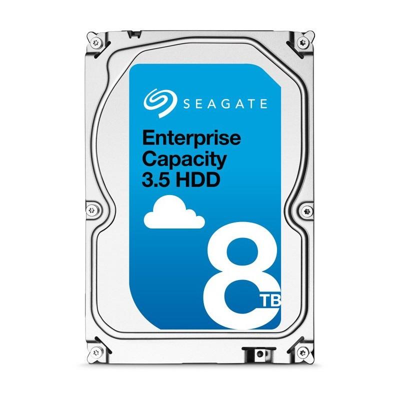 "Disque Dur Interne 3.5"" Seagate HDD SAS 12Gb/s 8 To"