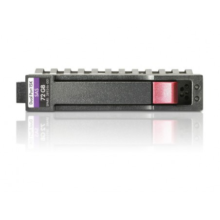 Disque Dur pour serveur Enterprise HP 1.2 To 6G SAS