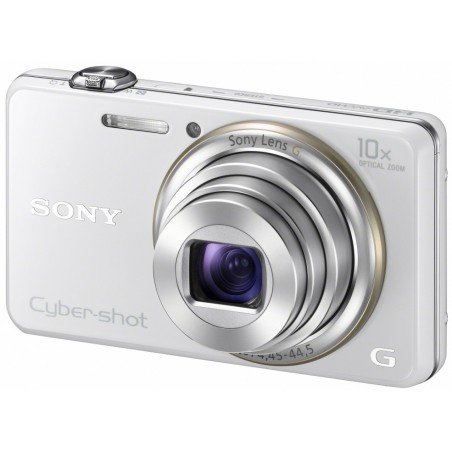 Appareil Photo Sony Cyber Shot WX100 / 18 MP / Marron