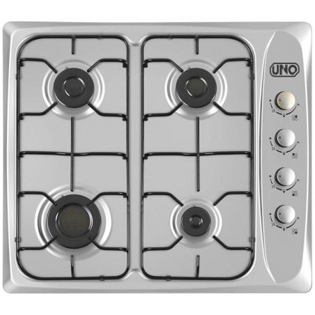Plaque de cuisson Uno 4 Feux / Inox
