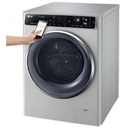 Machine à laver Automatique Lavante Séchante LG 6 Motion 10kg / Silver